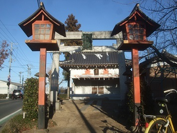 樋の口八幡神社