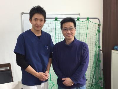 山岡先生と400