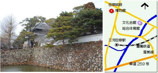 田原城マップ