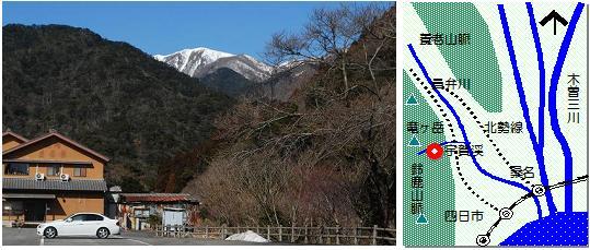 宇賀渓マップ