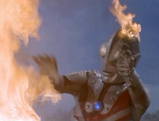 ゾフィー  燃える