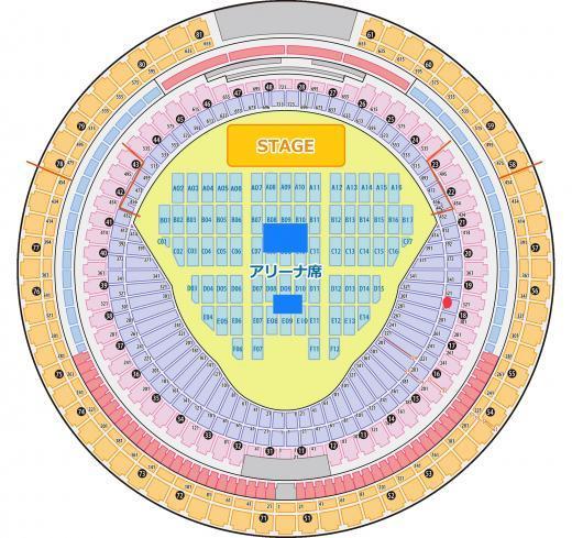 180112ナゴヤドーム座席