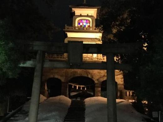 180217金沢旅行尾山神社
