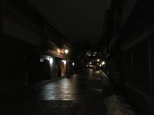 180217金沢旅行ひがし茶屋街