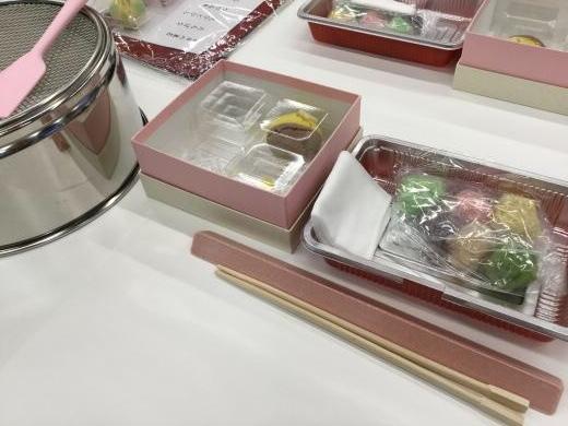 180218金沢旅行和菓子づくり体験