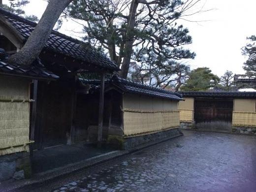 180217金沢旅行武家屋敷跡