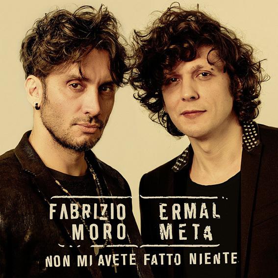 Ermal Meta e Fabrizio Moro (Sabreni 2018)