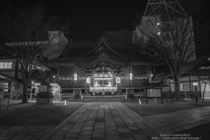 2018 1月4日 四柱神社 1-7935