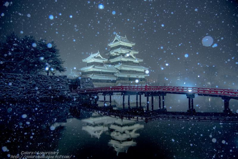 2月1日 松本城 1-9409