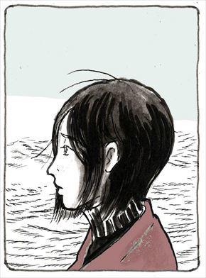 海辺の叙景③