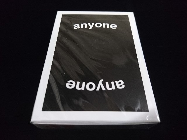 ANYONE LOGO Deck (1)