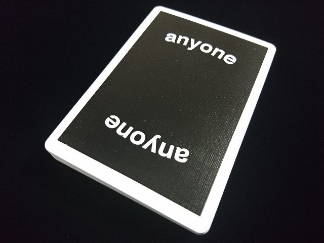 ANYONE LOGO Deck (3)
