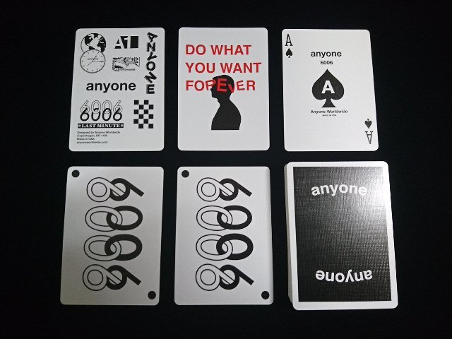 ANYONE LOGO Deck (5)