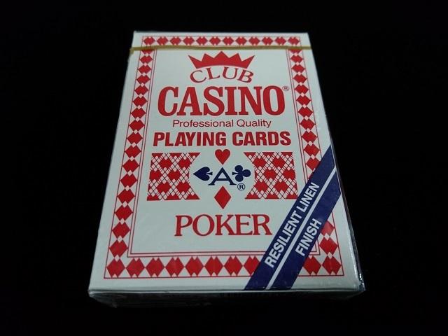 CLUB CASINO Playing Cards (1)