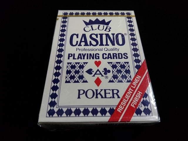 CLUB CASINO Playing Cards (2)