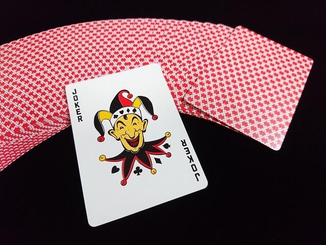 CLUB CASINO Playing Cards (6)