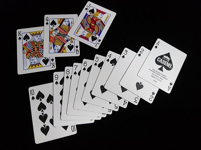 CLUB CASINO Playing Cards (8)