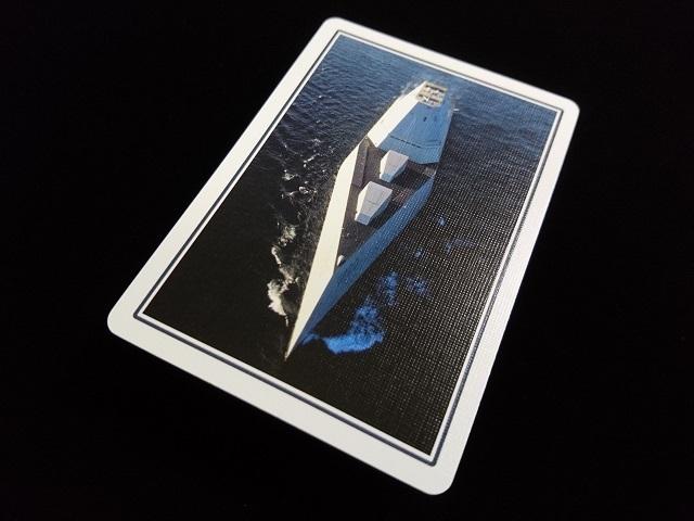 Modern Warships Playing Cards (3)