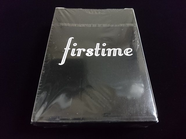Firstime Playing Cards (1)
