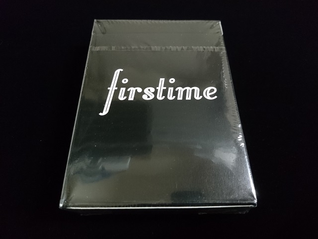 Firstime Playing Cards (2)