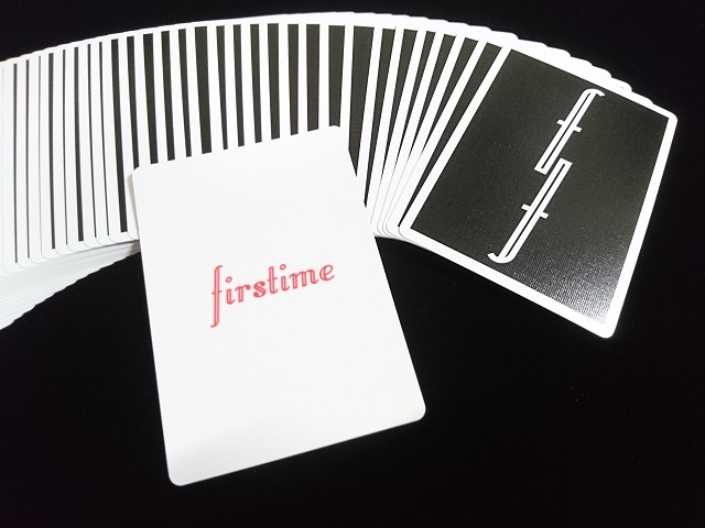 Firstime Playing Cards (5)