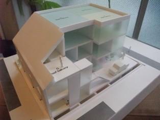 コーポラティブハウス没プロジェクト模型4