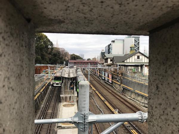 明治神宮前:原宿駅