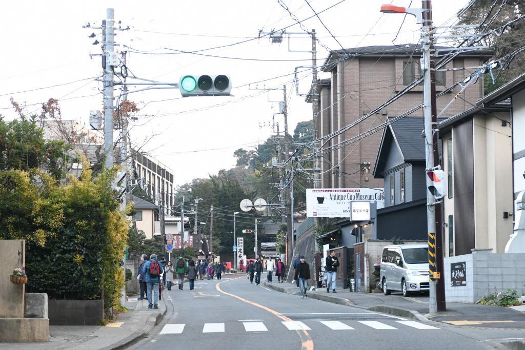 鎌倉街道 建長寺