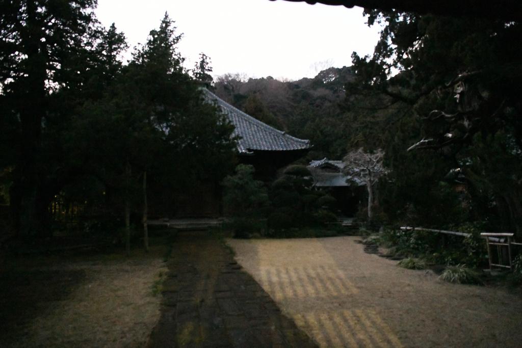 寿福寺 境内