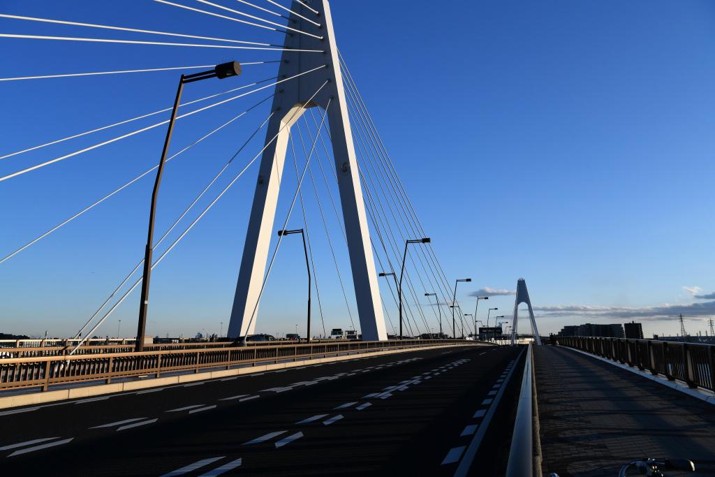 橋上から 1