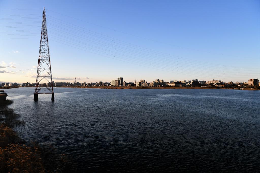 橋上から 3