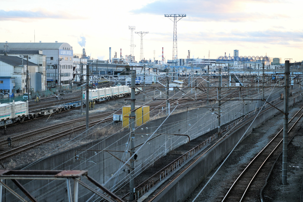 JR貨物 & 神奈川臨海鉄道 1