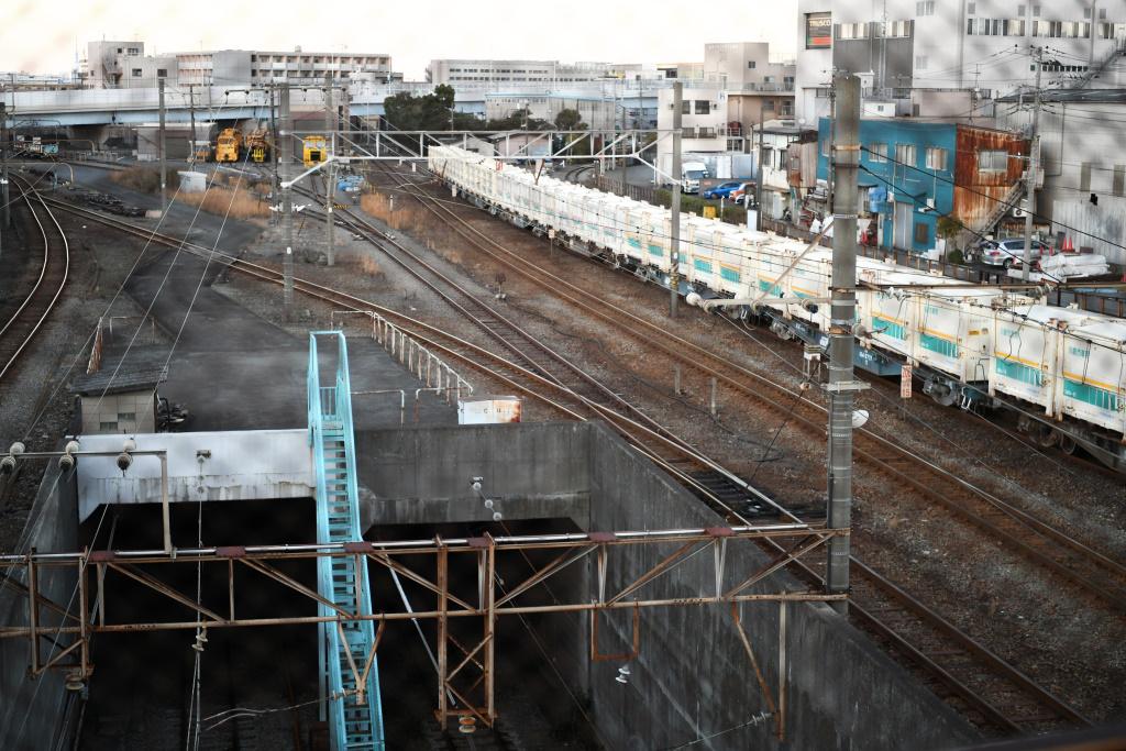JR貨物 & 神奈川臨海鉄道 2