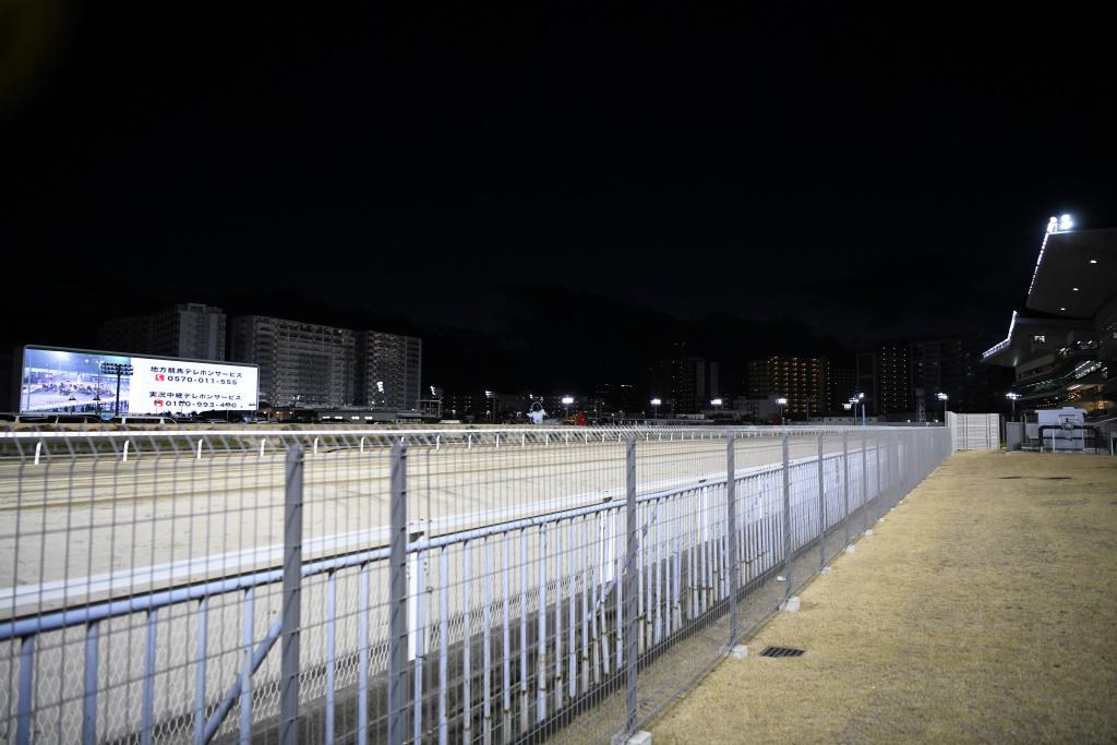 川崎競馬場 1