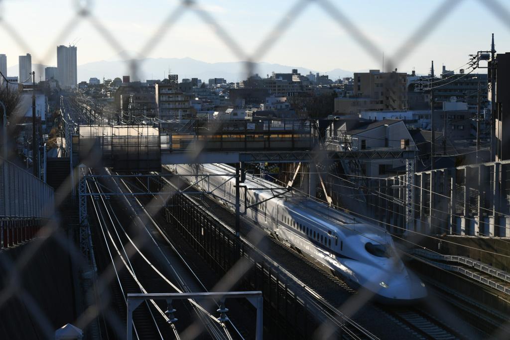 東海道新幹線 と 富士