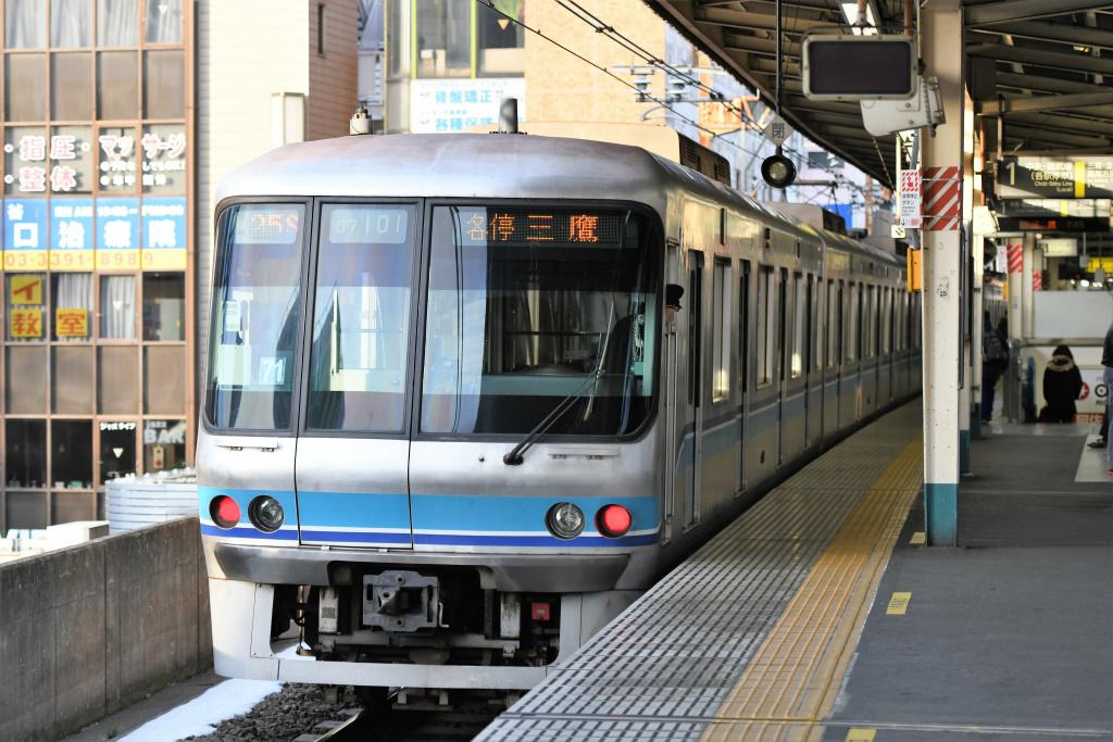 東京メトロ 東西線 07系
