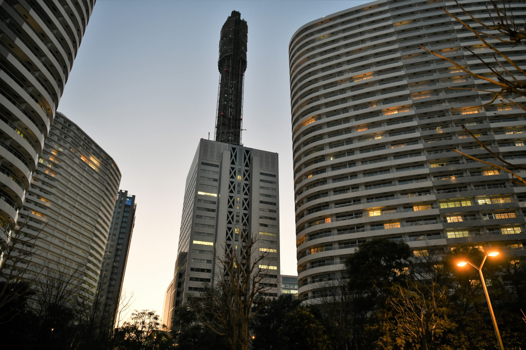 横浜メディアタワー