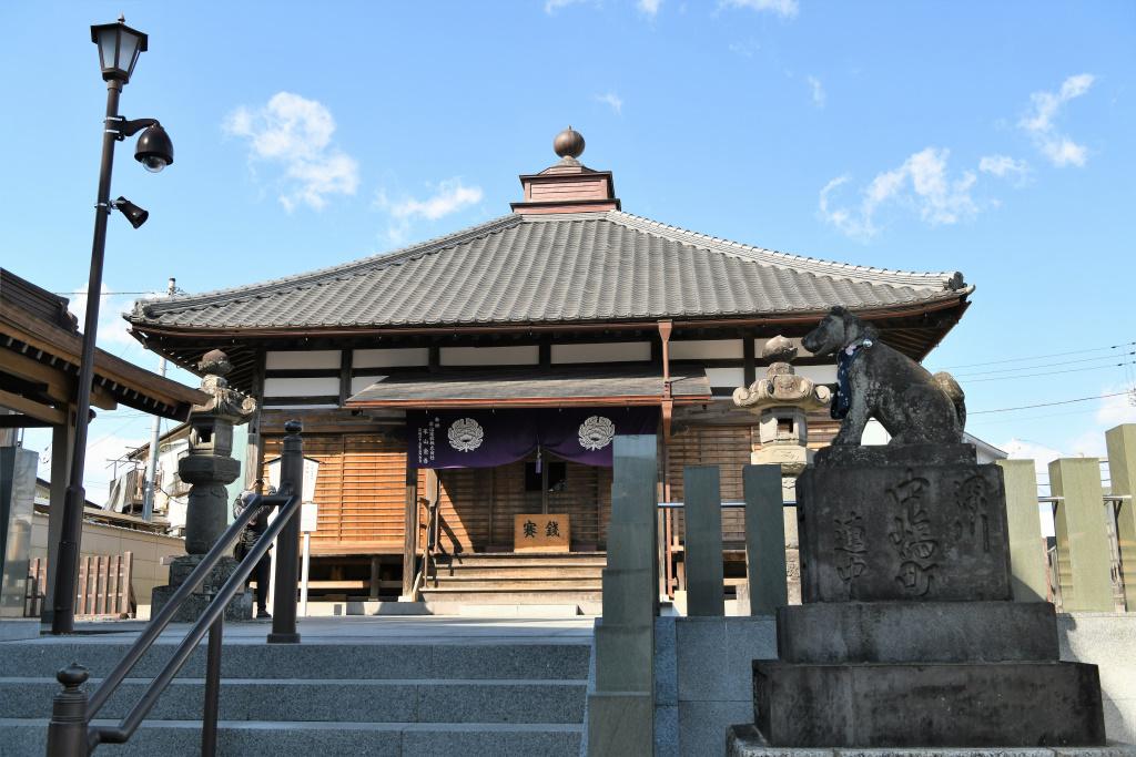 新勝寺 薬師堂 1