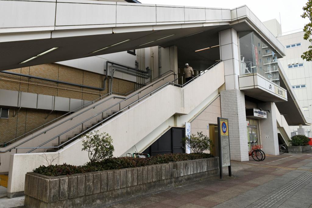JR佐倉駅 北口