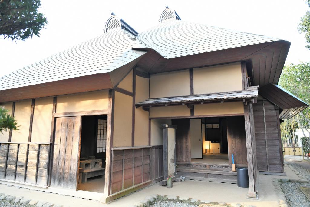 旧武居家 住宅