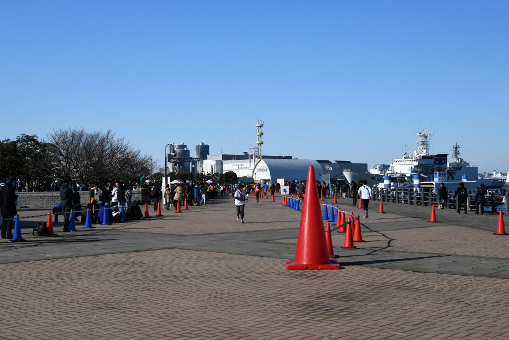 FM横浜主催 マラソン大会