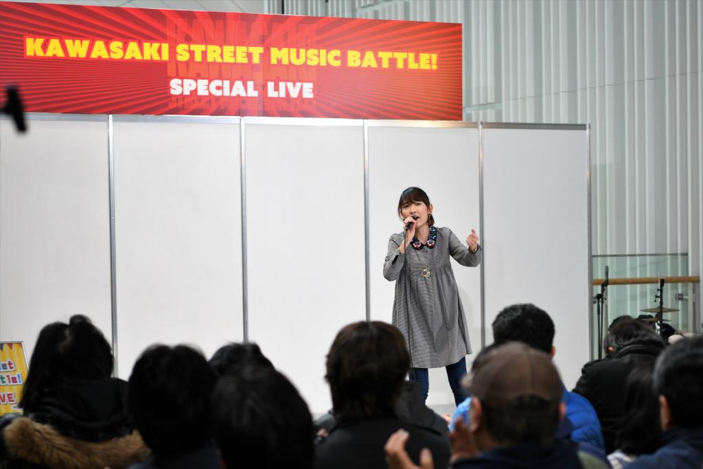 川崎ストリートミュージックバトル スペシャルライブ
