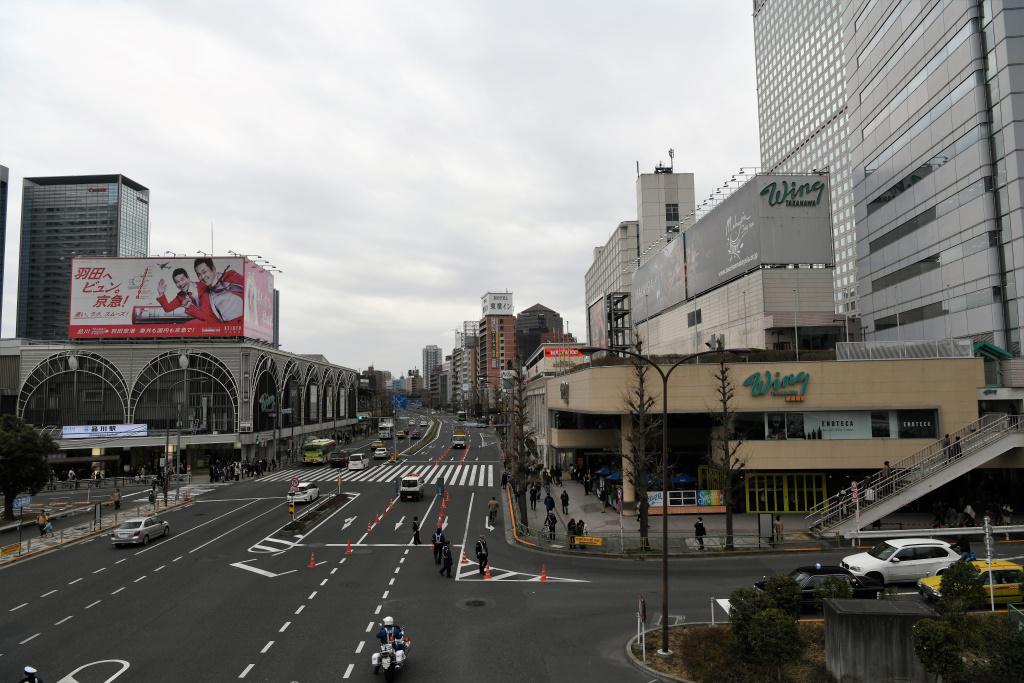第一京浜国道 川崎方面