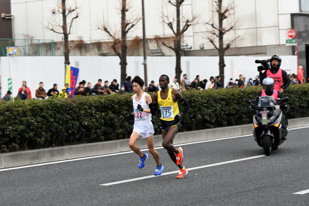 6,7番ランナー 1