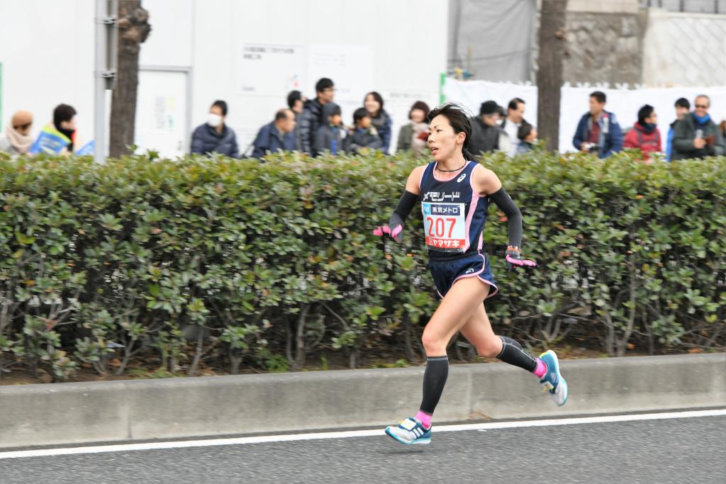 日本女子トップ 吉冨 博子