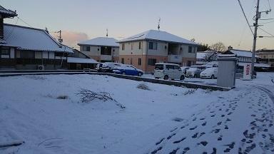 雪が降ったら (3)