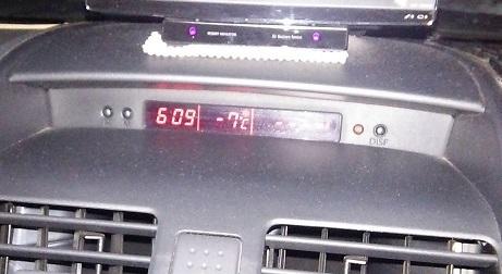 大宮の朝の気温20180126