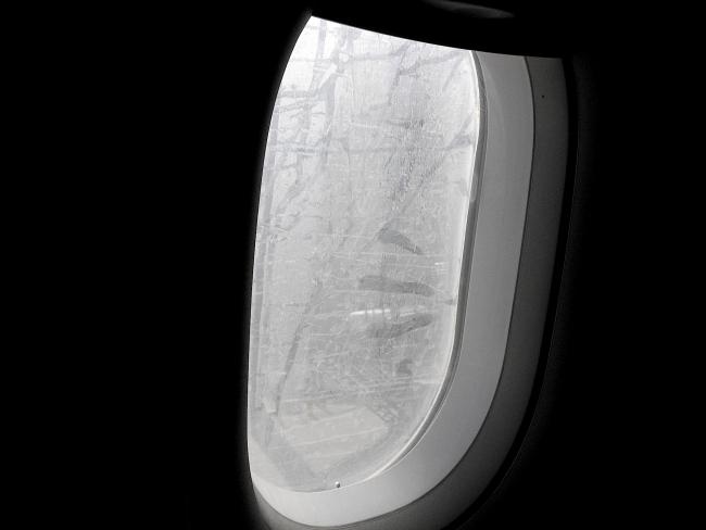 Saudia Window