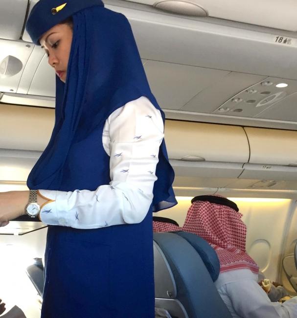 Saudia RUH-JED
