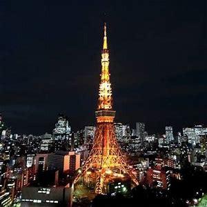 風景 東京タワー